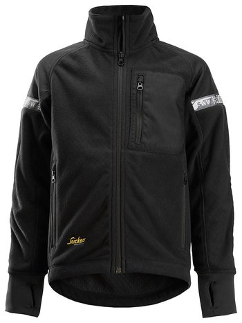 7507  AllroundWork, Junior Windproof Jacket Snickers Ww