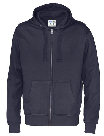 FULL ZIP HOOD MAN Cottover
