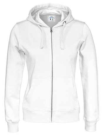 FULL ZIP HOOD LADY Cottover