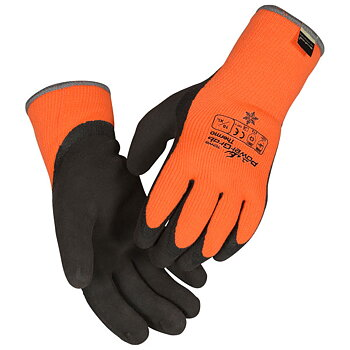 PowerGrab Thermo orange/gul handske Ox-On  Rea 10par
