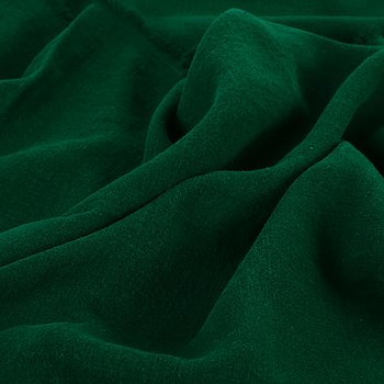 Forest green - heavy linen -  609M
