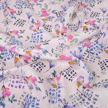 Floral  - print  - 9346P
