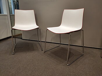 Chairs, Arper Catifa 46 - Design Lievore Altherr Molina