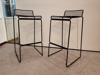 Bar stools, HAY HEE - Seat height 75 cm