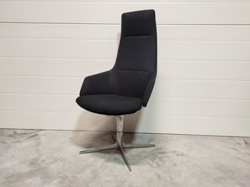 Fåtölj, Arper Aston Lounge Chair - Jean-Marie Massaud