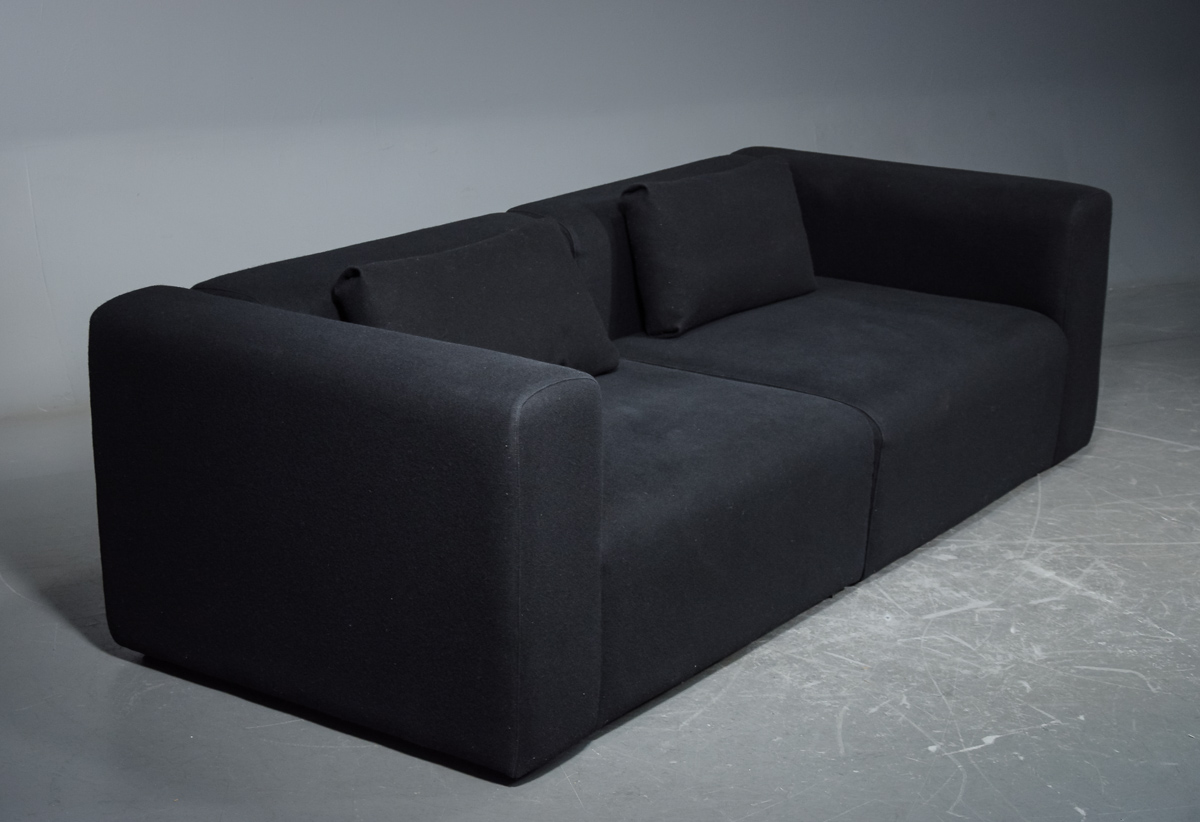 Modular Sofa Hay Mags Soft 2½ Seat 228 Cm Allfor Se