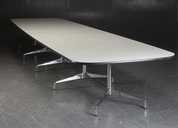 Conference table, Vitra Segmented Table 582 cm - Charles & Ray Eames
