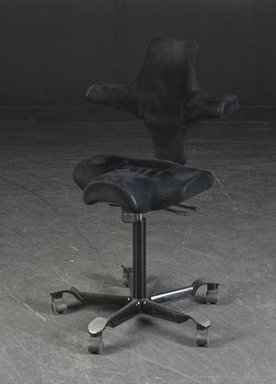 Office chair, HÅG Capisco 8106 Saddle seat - Peter Opsvik