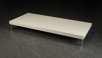 Low coffee table, Tacchini Italy - 200 x 90 cm