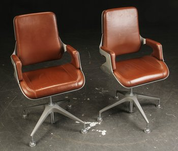 Conference chair, Interstuhl Silver 151S - Design Hadi Teherani