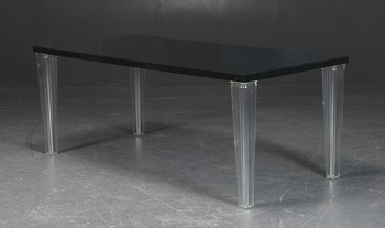 Dining table/conference table, Kartell Top Top 190 cm - Philippe Starck