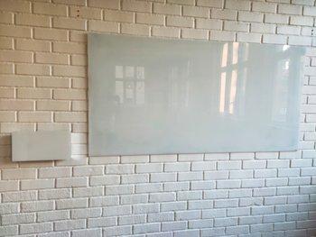 Lintex whiteboard 200 x 100 cm + Lintex Mood Box