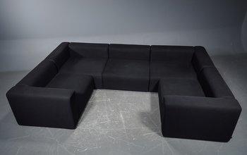 Modulsoffa, HAY Mags Soft - 320 x 220 cm