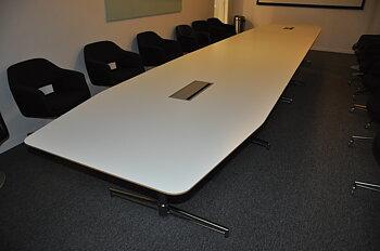 Konferensbord, Johanson Design X-Bone - 3-delat