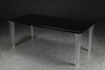 Möbelgrupp, Kartell Top Top Table 190 cm + Kartell Mademoiselle