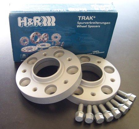 H/&R Aluminium Wheel Spacers DR 16 MM 162555716