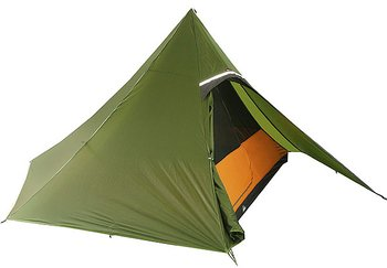 Luxe Outdoor - Tent Sil Hexpeak F6a