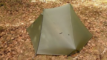 Tarptent Stratospire 1 with solid innertent