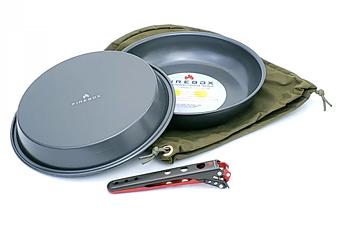 Firebox Ultra Cook Kit
