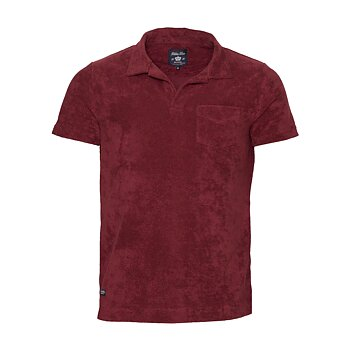 Shirt Berry Wine Red