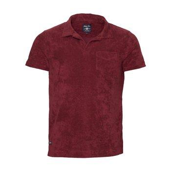 Shirt Berry Wine Red