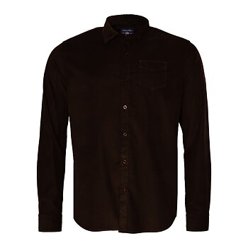 Shirt Chester Dark Brown