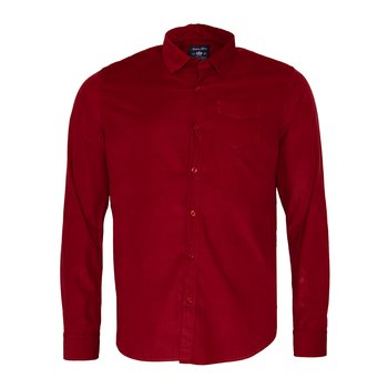 Shirt Chester Wine Red