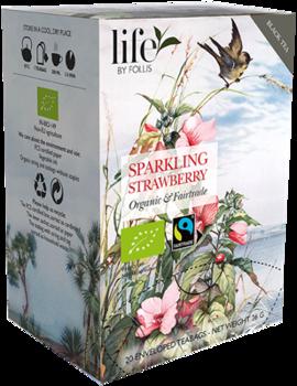 Te, Sparkling Strawberry