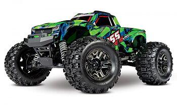 Traxxas HOSS 4x4 VXL 1/10 RTR TQi TSM Green