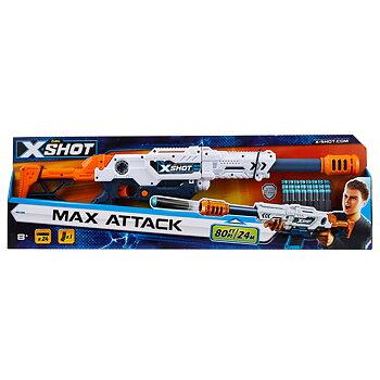 X-SHOT Excel Clip Max attack