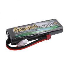 Gens Ace 4000mAh 7.4V 50C 2S1P HardCase T-plug