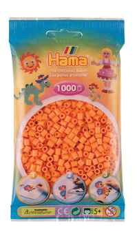 Hama  207-79 Midi beads 1000pcs apricot orange