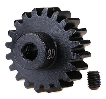 Traxxas 3950X Pinion Gear 20T-32P Hardened Steel