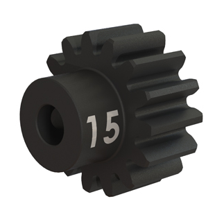 Traxxas 3945X Pinion Gear 15T-32P Hardened Steel