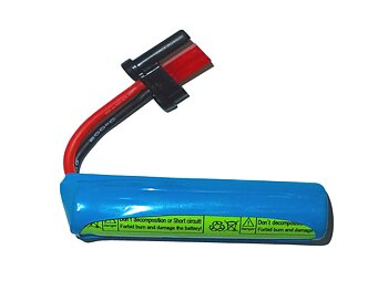 Li-ion 3,7v 700mah jst connector