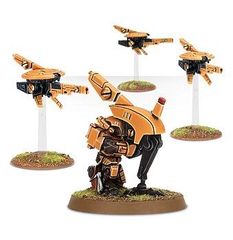 Warhammer  MV71 Sniper Drones & Firesight Marksman