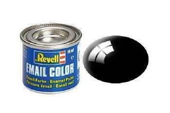 Revell 32107 black gloss