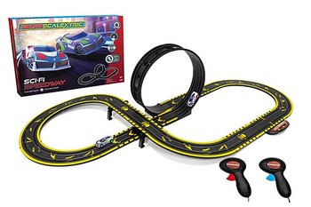 Scalextric G1133 micro sci-fi speedway
