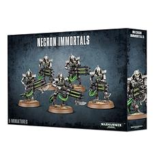 Warhammer 49-10 Necron Immortals