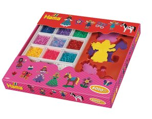 Hama 3063 Princesses and fairies gift box 6000