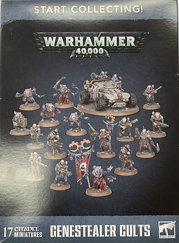 Warhammer 70-57 Start Collecting! Gloomspite Gitz