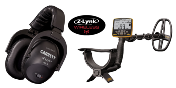 Garrett Ace Apex Z-Lynk Wireless