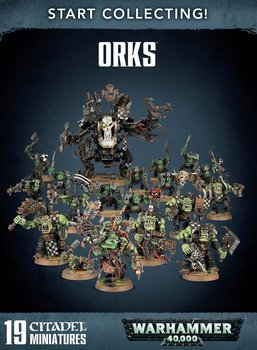 Warhammer 70-50 Start Collecting! Orks