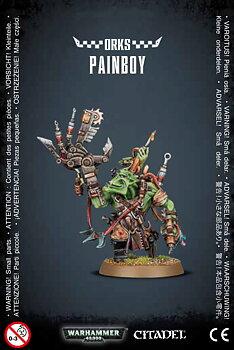 Warhammer 50-25 Ork Painboy