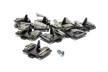 Scaletrix G8047 micro scalextric spare cuide blade pack of 8