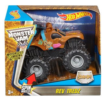 Hot Wheels chv22 monster jam reverse scooby-doo