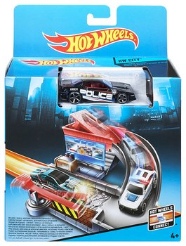 Hot Wheels CDM44 monster jam reverse N.E.A police