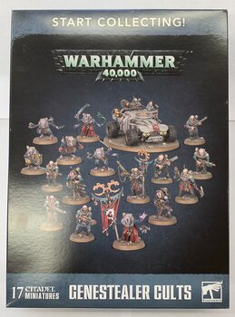 Warhammer 70-60 Start Collecting! Genestealer Cults