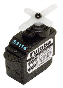 Fotaba S3114 Sub-Micro Servo 1.7kg 0.09s