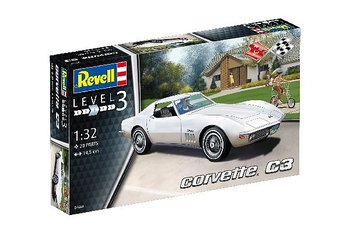Revell 07684 Corvette C3 1:32